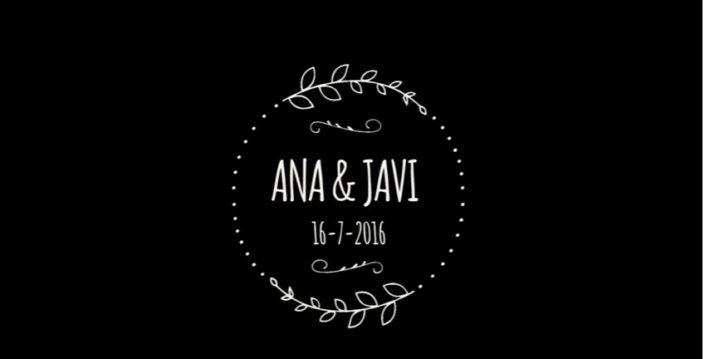 Ana y Javi